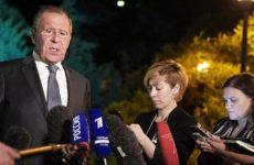 Лавров раскрыл темы переговоров Путина и Нетаньяху