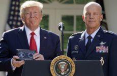 Le Monde: Трамп сообщил о создании Космического командования США
