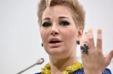 «Летает за мной на метле»: Максакова отреагировала на упреки матери Вороненкова (видео)