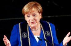 Меркель намекнула, чем планирует заняться после ухода из политики