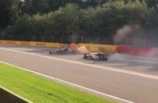 Пилот «Формулы-2» Юбер погиб в ходе гонки в Бельгии