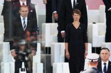 Президент Эстонии заявила, что Вторая мировая война закончилась 25 лет назад