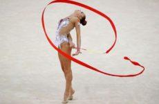 Российская гимнастка завоевала за день три золота на ЧМ