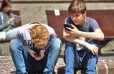 Российские ученые смогли доказать негативное влияние смартфонов на здоровье детей