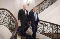 СМИ: Трамп и Джонсон заключат соглашение о свободной торговле к июлю 2020 года
