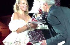Свадебный торт Собчак оказался фальшивкой