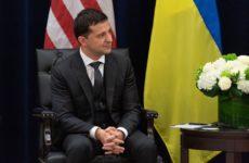 Украинцы потребовали от Зеленского выложить стенограммы разговоров с Путиным