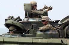 В Эстонии обнаружена секретная база американского спецназа