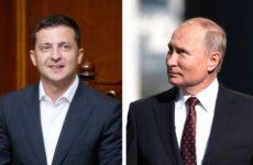 В Киеве раскрыли детали разговора Путина и Зеленского