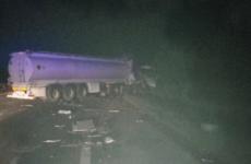 В Житомирской области в ДТП с автобусом погибло девять человек