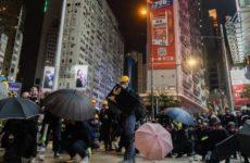 Власти Гонконга решили пойти на уступки протестующим