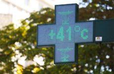 Во Франции жертвами жары стали 1,5 тыс. человек