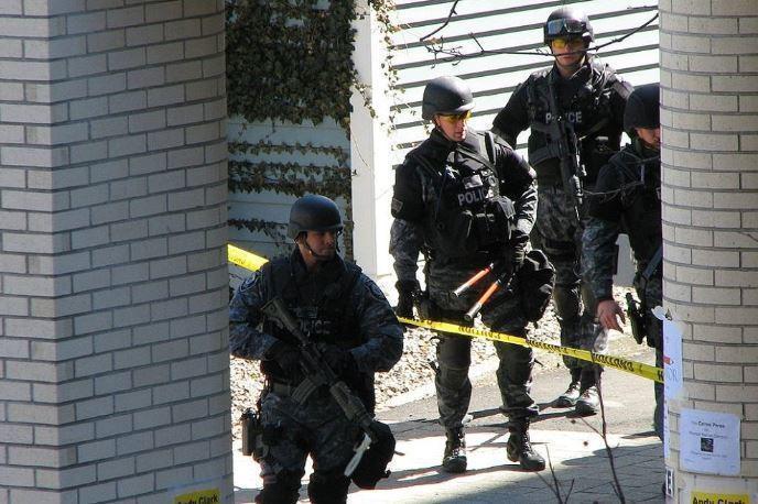 Американская полиция превратилась в серийного убийцу с лицензией 1