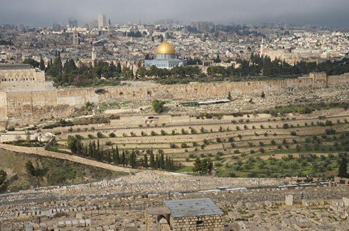 Археологи обнаружили в Иерусалиме дорогу, которую построил Понтий Пилат 1