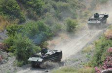 Армия Турции отрицает переход через сирийскую границу