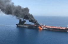 Атака на иранский танкер привела к серьёзному загрязнению вод Красного моря