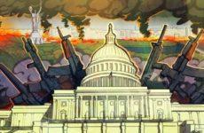 Байден обрек Украину на гражданскую войну из боязни Трампа