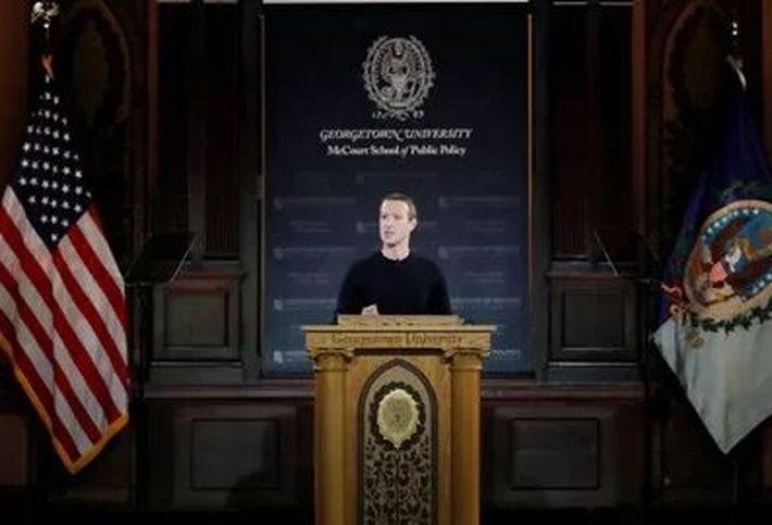 Цукерберг заявил о попытках России и Ирана вмешаться в выборы президента в США 1