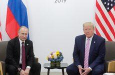 Демократы США хотят добиться публикации разговоров Трампа с Путиным
