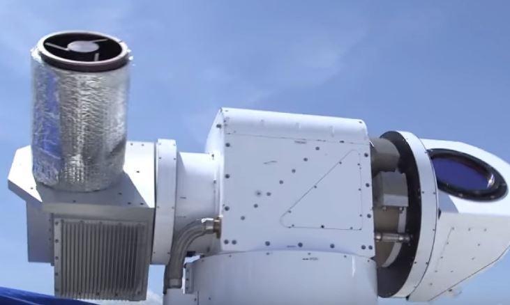 Эксперт считает фейком сообщения о новом лазерном оружии США 1
