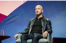 Глава Amazon Джефф Безос потерял за вечер почти 7 млрд долларов
