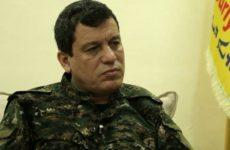 Курд-террорист Абди рассчитывает, что США оставят свои войска в Сирии