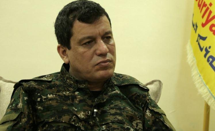 Курд-террорист Абди рассчитывает, что США оставят свои войска в Сирии 1