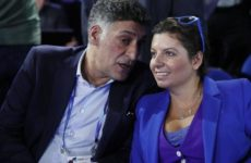 Маргарита Симоньян и Тигран Кеосаян в третий раз стали родителями
