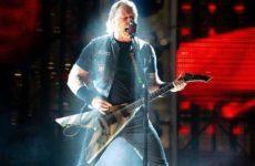 Metallica отменила концерты из-за состояния здоровья вокалиста
