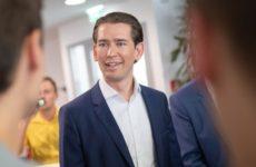 На выборах в парламент Австрии побеждает партия Себастьяна Курца