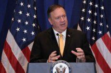 Помпео заявил, что позиция США по Украине остается неизменной