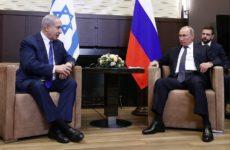 Путин и Нетаньяху обсуждали ситуацию с задержанием израильтянки в России