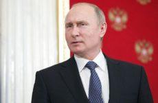 Путина назвали самым влиятельным иностранным президентом на Ближнем Востоке