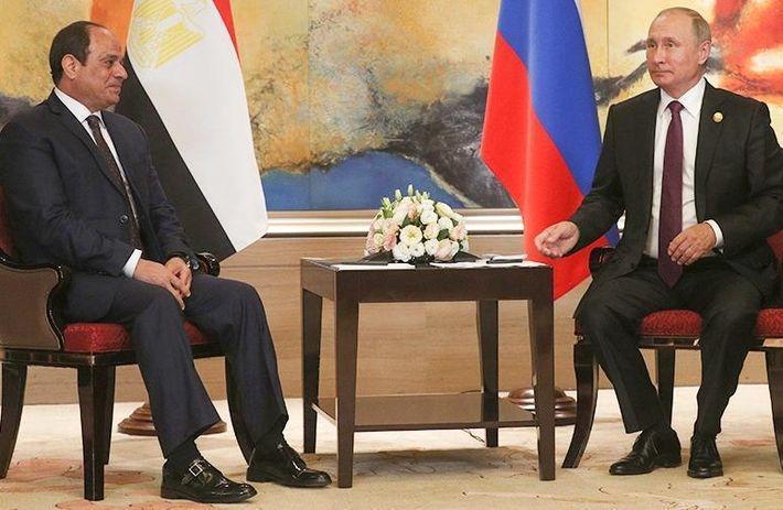 Россия и Египет обсудят возобновление авиасообщения 1