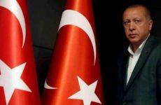 RP: пугающие заявления — пока Путин и Меркель разговаривали, Эрдоган пригрозил «раздавить головы» курдским бойцам