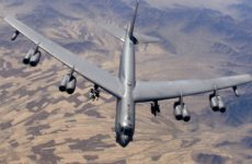 США перебросили стратегические бомбардировщики B-52 в Европу