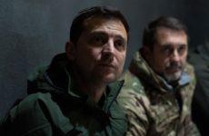 Стало известно о тайной поездке Зеленского на передовую в Донбассе ночью