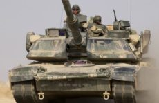 Тяжелая военная техника США доставлена в Литву