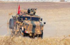 В Кремле призвали Турцию действовать соразмерно ситуации на севере Сирии