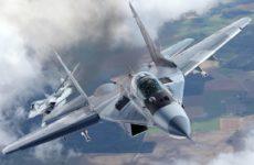 В Словакии разбился МиГ-29