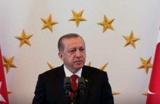 Виноват Трамп: объявлено о признании Эрдоганом Крыма за Россией