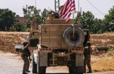 Военным США на севере Сирии приказали покинуть страну