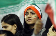 Впервые в истории Ирана женщины прокомментируют футбольный матч