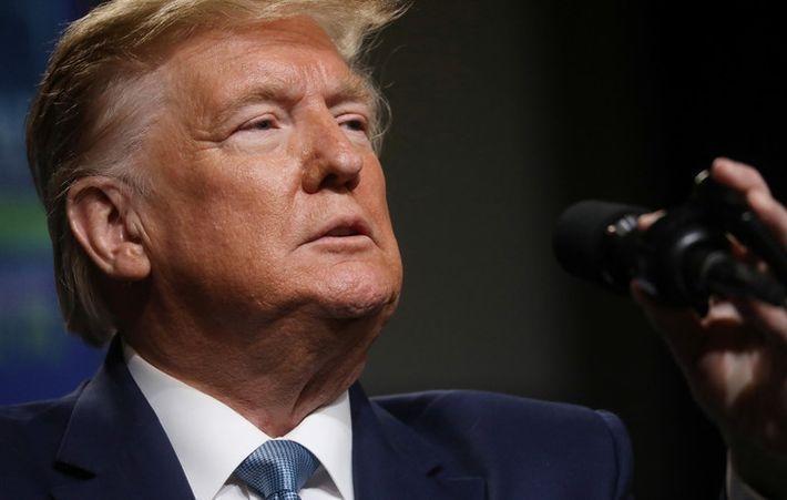 WSJ: Трамп подписал документ, подразумевающий выход США из ДОН 1