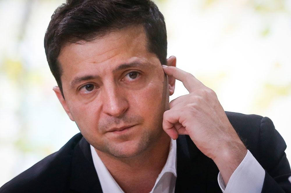 """Зеленский заявил об аллергии на слово """"капитуляция"""" 1"""