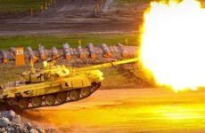 Американские танкисты провели испытания российского Т-80У