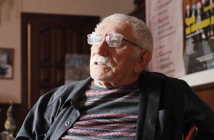 Армен Джигарханян оказался в больнице 1