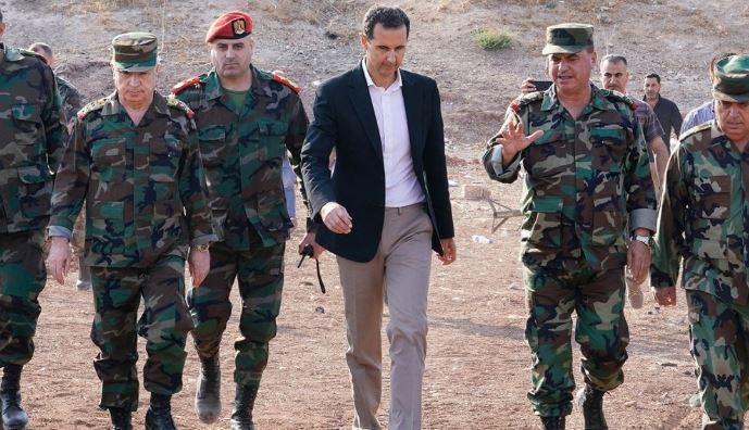 Асад поведал о попытках Запада повлиять на граждан Сирии 1