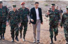 Асад сообщил, когда наступит мир в Сирии