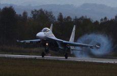 Бельгийские летчики похвалились, что сопровождали российский Су-35